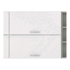Horní kuchyňská skříňka Bianka 80GU, 80 cm