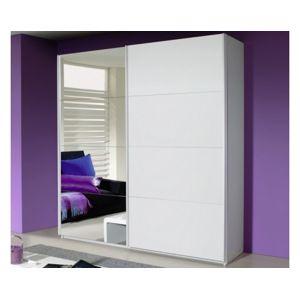 Šatní skrín Quadra š/v/h: 181/210/62 cm
