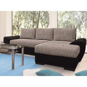 Rohová sedací souprava, sezení + polštáre: láva 05