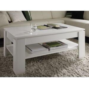 Konferenční stolek Universal 112-01, bílý