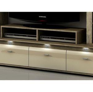 Sada LED osvětlení (3 ks) CAMPARI BEL. CRTV154