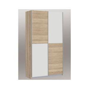 Šatní skrín š/v/h: 120/190,5/42 cm