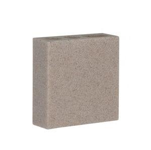 Koupelnový držák na kartáčky Venedig 126695, písková