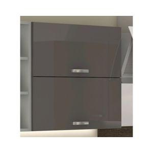 Horní kuchyňská skříňka Grey 60GU, 60 cm